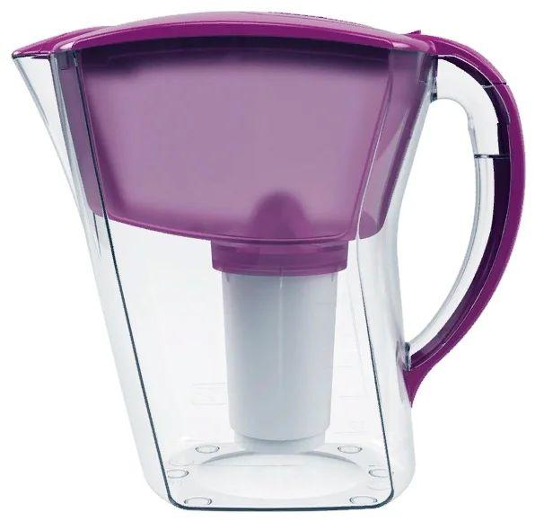 Аквафор Аквамарин фильтр для воды (цикламен) 3.8л