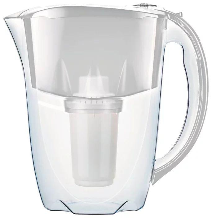 Аквафор Престиж фильтр для воды (белый) 2.8л c механическим индикатором ресурса