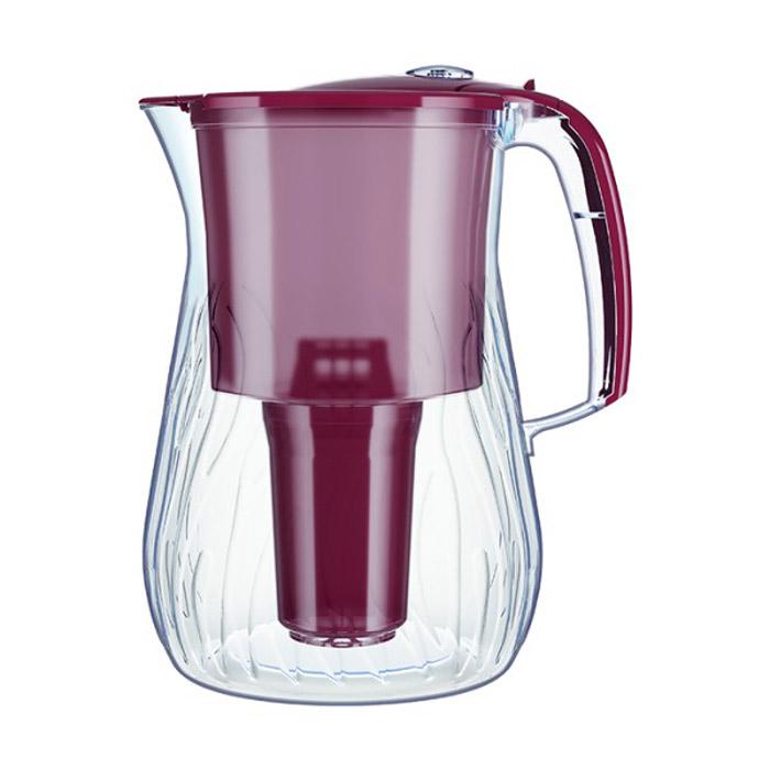 Аквафор Орлеан фильтр для воды (вишневый) 4,2л с механическим индикатором ресурса