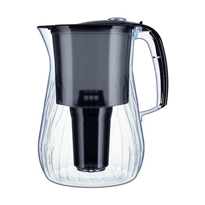 Аквафор Орлеан фильтр для воды (черный) 4,2л с механическим индикатором ресурса