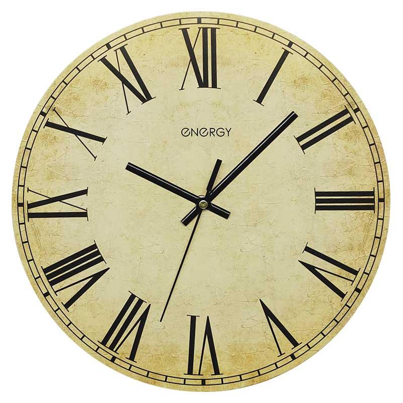 Часы настенные кварцевые Energy ЕС-132 круглые (009514)