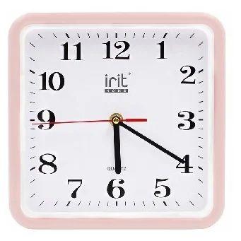 Часы настенные кварцевые Irit IR-650 диаметр 22см