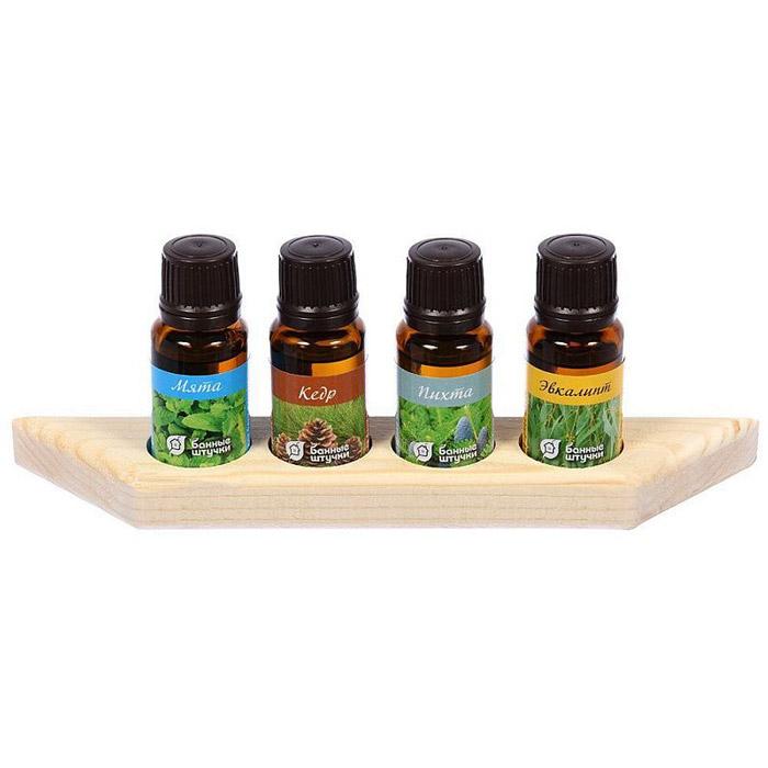 Набор эфирных масел Дыхание леса (4 эф.масла по 15мл)