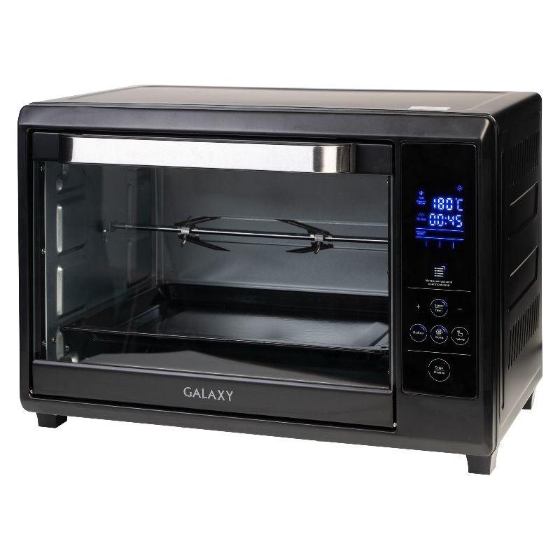 Мини-печь GALAXY GL2612 38л, 2000Вт, 8 программ работы духовки